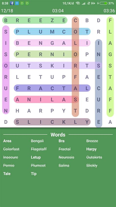 Word Search Puzzles Word Find Games