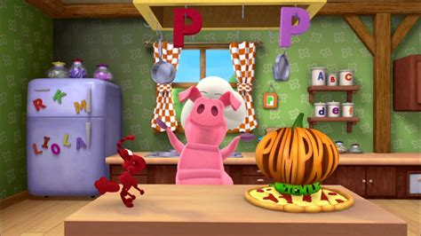WordWorld Pig s Perfect Pizza PBS KIDS