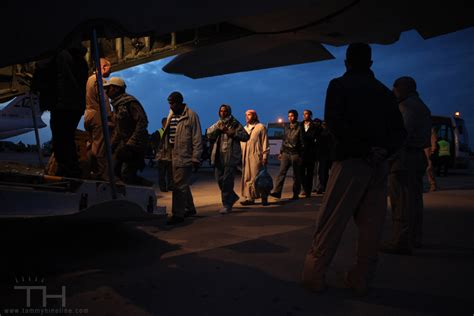 Working as a combat photographer in the US Marines