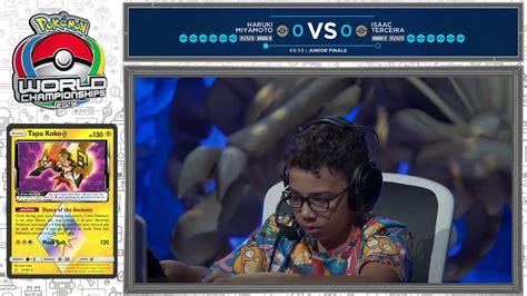 World Championships TCG Junior Division Pokemon