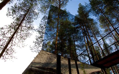 World s Coolest Tree House Hotels Travel Leisure