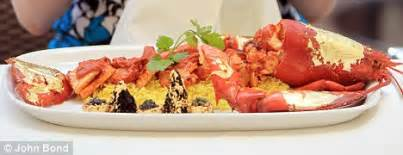 World s most expensive curry defies the credit crunch at
