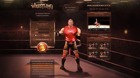 Wrestling Games Play Wrestling Online Games