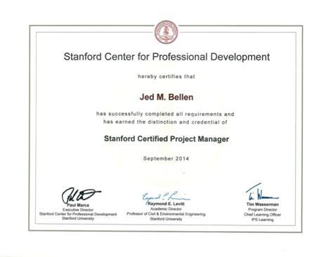 writing certificate stanford university