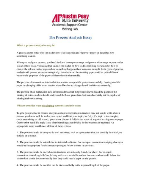 example process analysis essay   essay examples writing process    writing a process analysis essay by on prezi