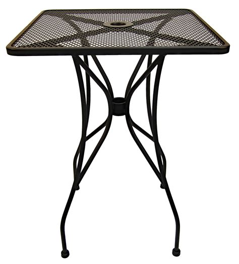 Wrought Iron Table Top Options