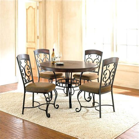 wrought iron dining room tables images. room design trends modern