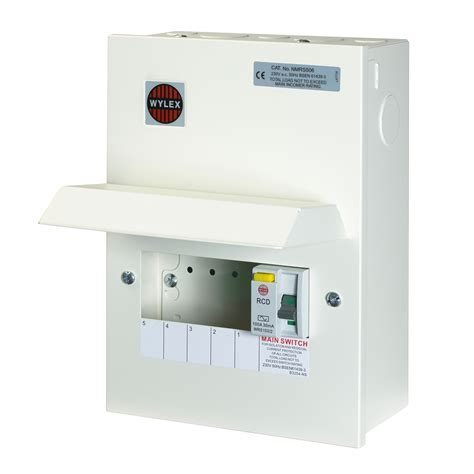 Wylex Consumer Units Toolstation
