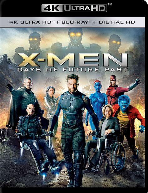 X Men Days of Future Past 4K Blu ray