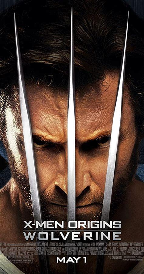 X Men Origins Wolverine 2009 IMDb