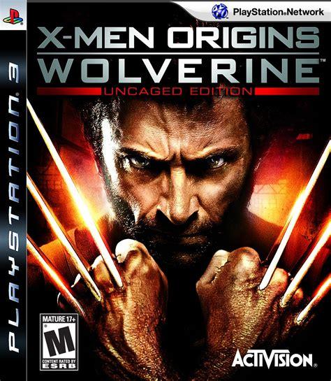 X Men Origins Wolverine Uncaged Edition for PlayStation 3