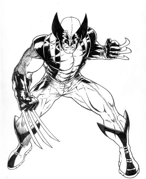 X Men coloring pages Free printable coloring sheets for kids