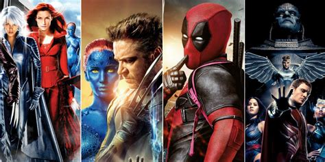X Men what s the best order to watch the movies in Den