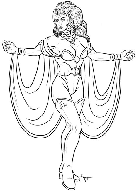 XMEN COLORING Pages Free Download Printable