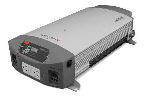 Xantrex Power Inverter Inverter Charger Battery
