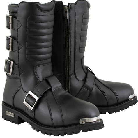 Xelement Boots LeatherUp