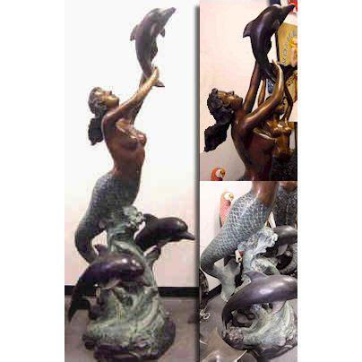 YachtsOfStuff Mermaids Art Statues Fountains
