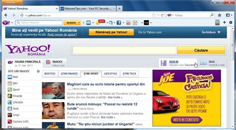 Yahoo Search Web Search