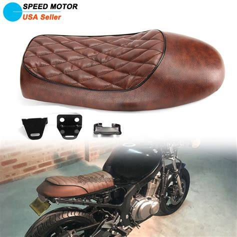 Yamaha Motorcycle Seats Accessories Cafe Racer Seat
