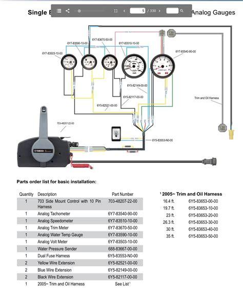 yamaha digital multifunction gauge wiring diagram images yamaha multifunction gauge wiring diagram images