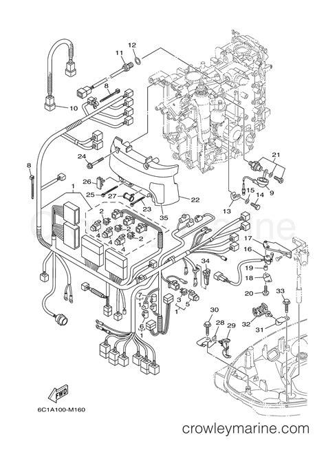 yamaha 225 outboard wiring diagram images yamaha hpdi outboard 225 outboard wiring diagram yamaha outboard parts forum