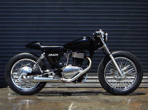 Yamaha Ryca Motors Motorcycle Kits Parts Cafe Racer