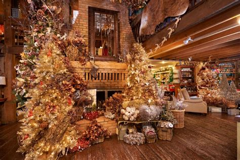Year Round Christmas Shop Pine Tree Barn