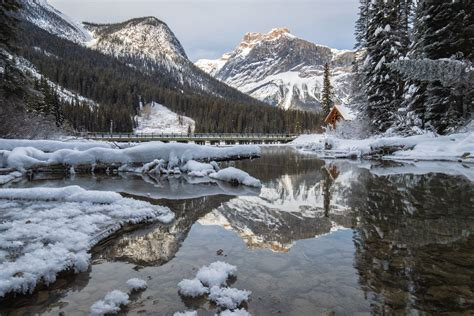 Yoho National Park in Canada s Rocky Mountains West of