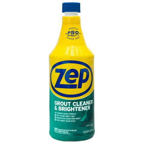 ZEP 32 fl oz Grout Cleaner and Whitener ZU104632 The