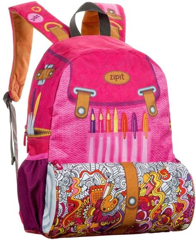 ZIPIT Drawing Artist Kids Backpack Target
