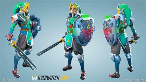 Zelda vs Overwatch kotaku