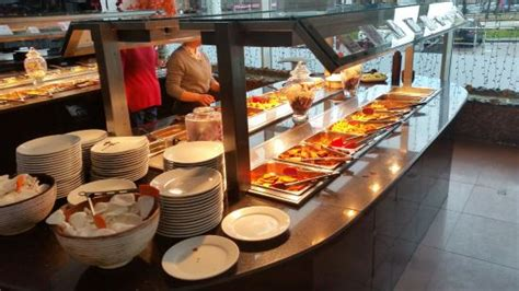 Zen Garden Oriental Buffet Restaurant Milton Keynes