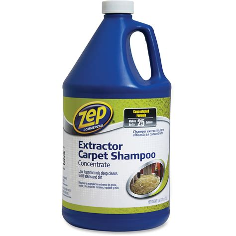 Zep Commercial Extractor Carpet Shampoo Concentrate