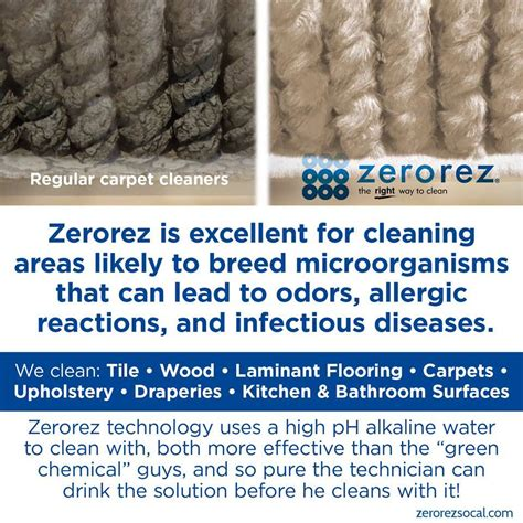 ZeroRez TriCities Carpet Cleaning Cleaning Green with