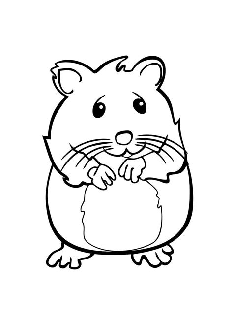 Zhu zhu pets coloring pages Coloring for kids