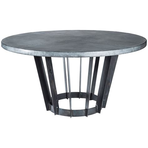 Zinc Dining Tables Tables Furniture page 1