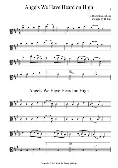 a discussion for three violists viola trio music sheet