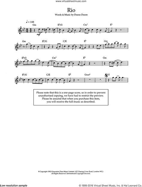 A Night Dance In Rio For Flute Quartet  music sheet
