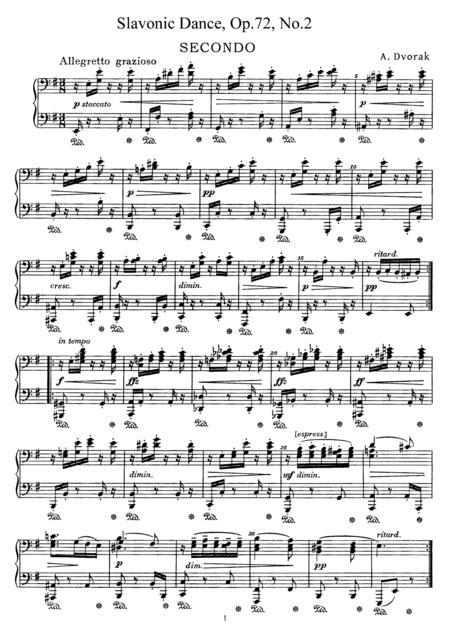 A Piccolo Poem Op 72  music sheet