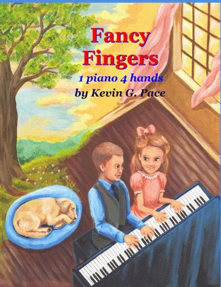 A Poor Wayfaring Man Of Grief Easy Piano Duet One Piano Four Hands  music sheet