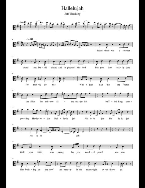 A Traditional Tune For Viola And Piano  music sheet