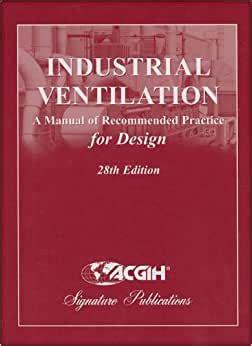 free download ebooks Acgih Industrial Ventilation Manual 28th Edition.pdf