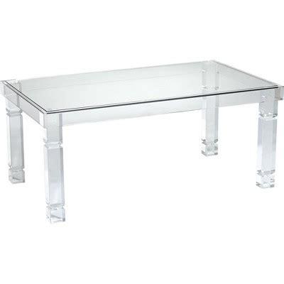 acrylic table Target