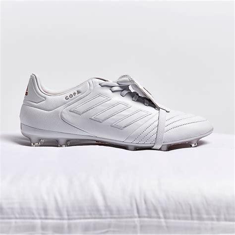 adidas Copa Gloro 17 FG Mens Boots Firm Ground White