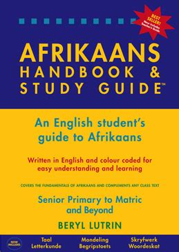 free download ebooks Afrikaans Study Guide Grade 12.pdf