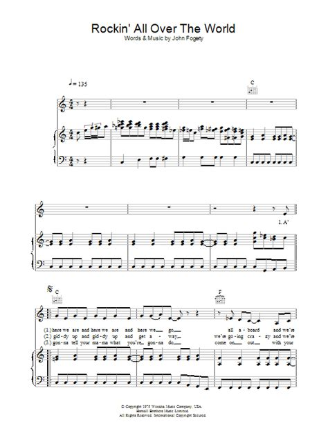 All The Rowboats  music sheet