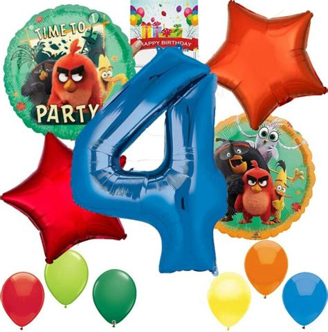 angry birds party supplies eBay