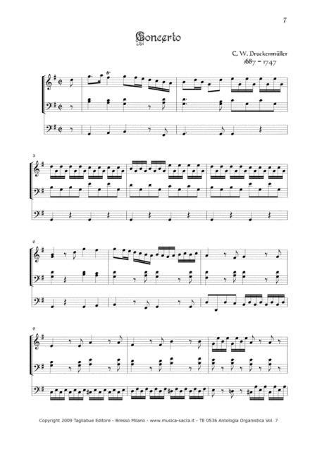 Anthology Of Organ Masterpieces 2nd Volume Of 10 Look At The List Of Songs Inside  music sheet