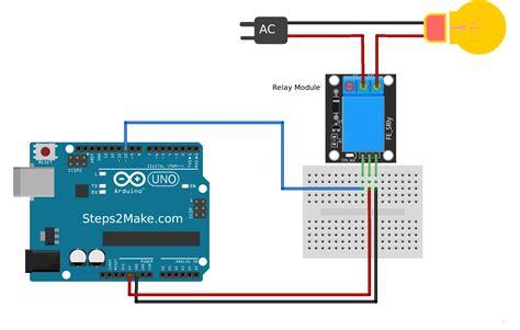 free download ebooks Arduino Relay Wiring