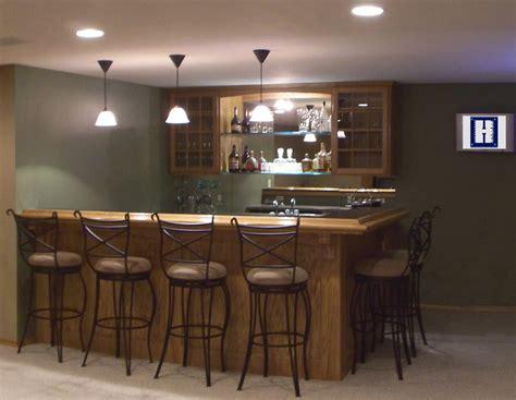 Bar Design Ideas For Home